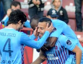 Trabzonspor kendine geldi