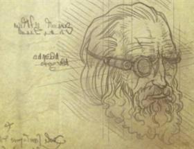 Googledan önce Da Vinci keşfetti