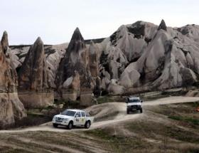 Kapadokyada cip safari