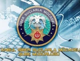 Siber polisler görevde