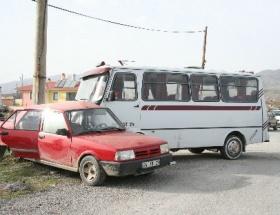Gümüşhanede kaza: 1 ölü, 14 yaralı