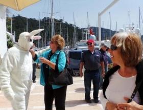 Marmarisde Paskalya kutlaması