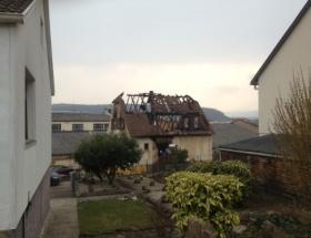 Fransada Türk evindeki yangının nedeni araştırılıyor