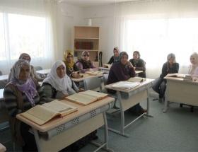 CHPli belediyeden Kuran kursu