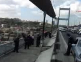 FSMde intihar girişimi trafik felç