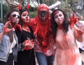 Nişantaşını zombiler bastı