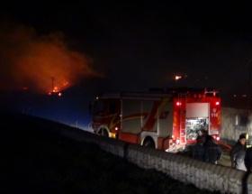 Ankarada fabrika yangını