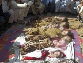 NATO 10 çocuk öldürdü