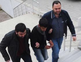 Gazete sahibine saldıran şüpheliler yakalandı