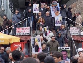 KESK davası Ankarada başladı