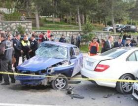 Iğdırda trafik kazası: 5 yaralı