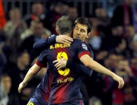 THY, Barcelona maçına götürüyor