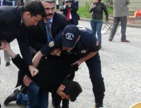 Ondokuz Mayıs Üniversiteside 30 gözaltı
