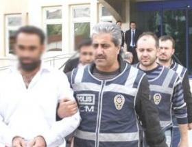 Gaziantepte tabanca operasyonu: 4 gözaltı