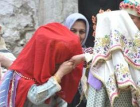 Japon çifte Türk usulü düğün