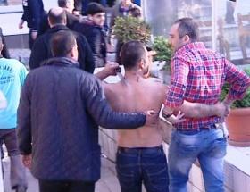 İstanbulda seyyar satıcı dehşeti
