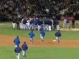 Beyzbol maçında kavga