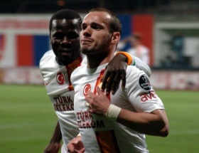 Karabükspor 0-1 Galatasaray