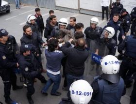 Kocaeli Üniversitesinde kavga