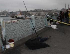 İnsanlığın öldüğü yer: Galata köprüsü