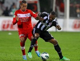 Beşiktaş 1-0 MP Antalyaspor