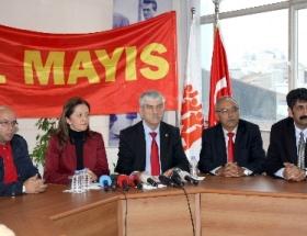 1 Mayısta Taksimde olacağız