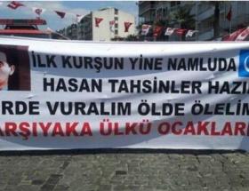 MHP o pankartları toplattı