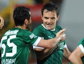 Medical Park Antalyaspor: 0 - Bursaspor: 1
