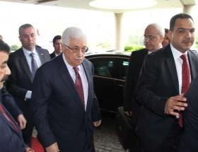 Gül, Mahmut Abbası kabul etti