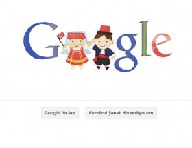 Googledan 23 Nisan jesti