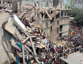 Bina çöktü: 70 ölü!