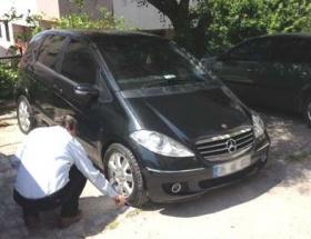 İzmirde 15 aracın lastikleri kesildi