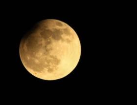 Ay tutulması ne zaman? Kırmızı ay tutulması geliyor
