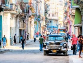 Kübaya giden iki Türk kayıp