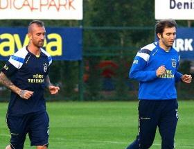 Fenerbahçede Meireles şoku