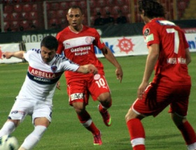 Mersin İdmanyurdu 1-1 Medikal Park Antalyaspor