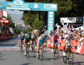 49. Cumhurbaşkanlığı Bisiklet Turunun galibi Kittel