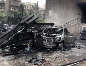 Suriyede bombalı saldırı