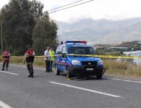Jandarmanın çarptığı çocuk öldü