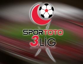 Spor Toto 3. Lig Play-off maçlarında saat değişikliği
