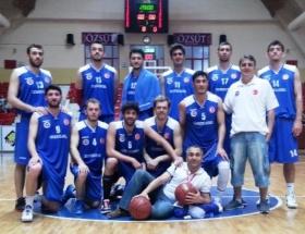 Fatih Üniversitesi Basketbol Takımı Türkiye şampiyonu