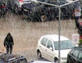 Giresunda yağış hayatı felç etti