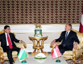 Türkmenistan ile Letonya ilişkilerinde yeni dönem