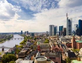 Almanyanın en tehlikeli şehri Frankfurt
