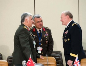 NATO genelkurmay başkanları toplandı