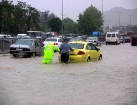 Adıyamanda şiddetli yağış uyarısı
