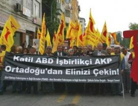 Alevi Dernekleri saldırıyı protesto etti