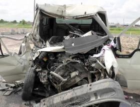 Borda trafik kazası: 2 ölü