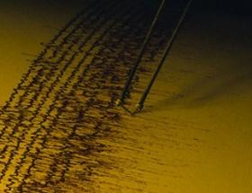 Datçada 3.8lik deprem
