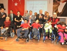 Kazanda engelli şenliği